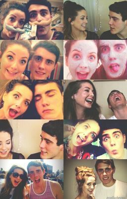 Zalfie the picture in the very bottom right is when they first met !!!! #tocutetonotbeZalfie