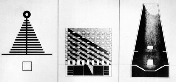 Aldo Rossi | Cimitero di San Cataldo | 1971-78