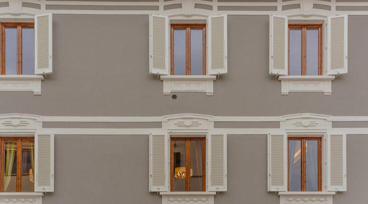 Appartamenti di design nel centro di Empoli, per turisti e businessman di passaggio, dove i mobili di design Lago fanno sentire il comfort di casa.