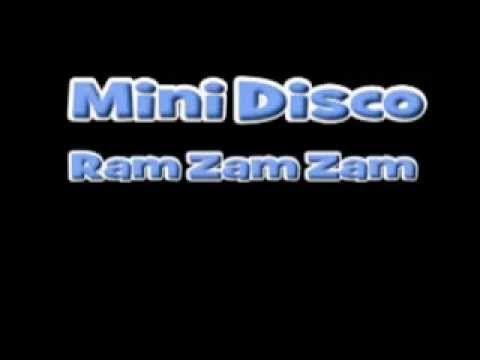 Mini Disco - Ram Zam Zam - YouTube