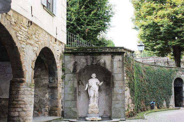 Penny In Wanderland: Postcards from Bergamo (Italy)!!