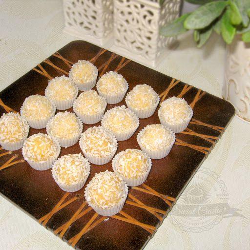 Kuleczki Rafaello | Świat Ciasta