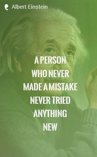 Inspirational words to live by Albert Einstein. Tap to see more inspirational & motivational quotes! - @mobile9