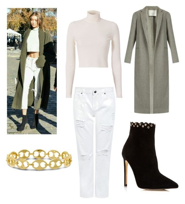 gigi by folea-petra-dana on Polyvore featuring polyvore fashion style A.L.C. ADAM Edit Raye clothing
