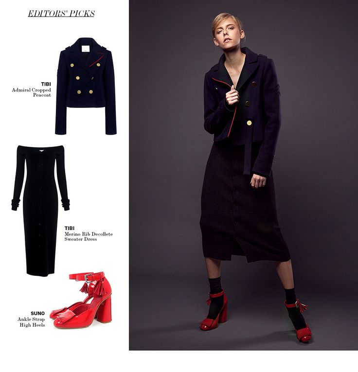 2017 Fashion Trends - Power Coats