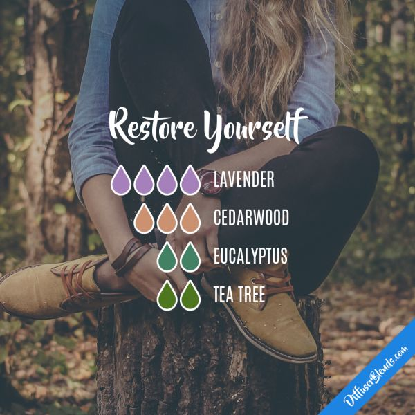 Restore Yourself - Essential Oil Diffuser Blend