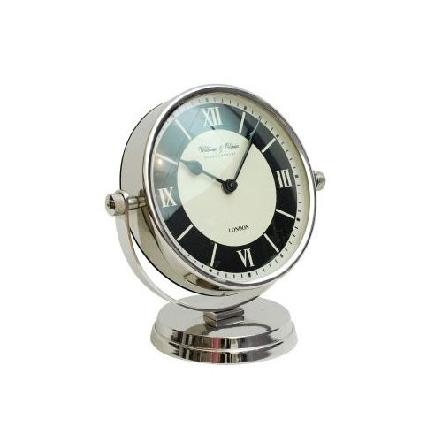 Greenwich Swivel Clock (N810) with Free Delivery | The Cotswold Company