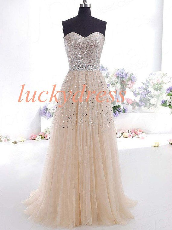 Hey, I found this really awesome Etsy listing at https://www.etsy.com/listing/184668786/sparkle-strapless-sequin-tulle-wedding