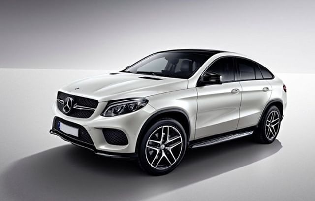 We Have A Limited Amount Of Mercedes Benz Gle Coupe Available On A
