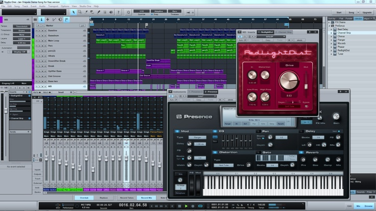 Presonus announced a completely free version of their latest DAW, Studio One 2.