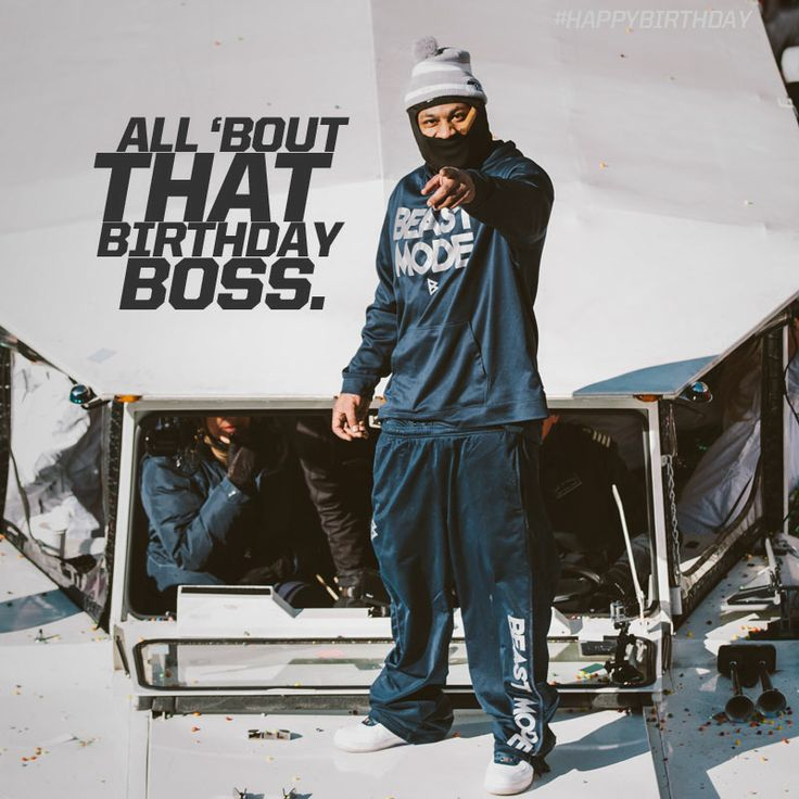 A happy Beast Mode birthday to Marshawn Lynch | Happy ...
