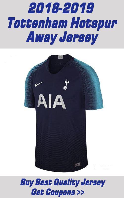 7d9848b486b 18 19 Tottenham Hotspur Away Soccer Jersey Shirt | jqkjerseys.vip ...