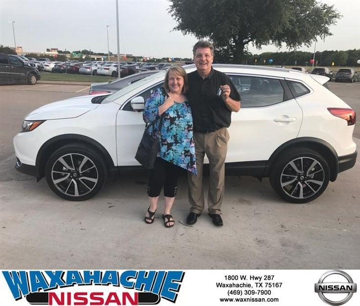 Congratulations Terry on your #Nissan #Rogue Sport from Radford Pannell at Waxahachie Nissan!  https://deliverymaxx.com/DealerReviews.aspx?DealerCode=Y811  #WaxahachieNissan