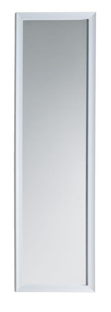 Spejl BALSLEV 36x127cm hvid | JYSK