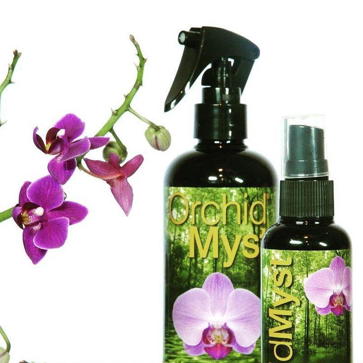 Orchid Myst är helt magisk för dina orkidéer. Näringen innehåller mineraler och organiska plantsyror som till stora delar liknar den i orkidéernas naturliga hemmamiljö och ger en ökad och förlängd blomning och glansiga blad. Du kommer märka stor skillnad!  #wexthuset  #orkide #orchid #orchidmyst #orchidfocus #plants #orkideer #organisk #orkideskötsel #blommor #flowers #blomnäring #orchids #odling #frön #växthus #inomhusodling #urbangardening #allakanodla #växter #lantliv