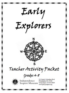 """If you have trouble finding it on this blog, search """"early explorers"""" from the blog's search bar at the top left."""