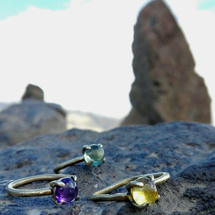 Oggi una piccola anticipazione dal mio viaggio, che forma avranno i nuovi anelli? ... lo scoprirete presto!  #Essential al Teide ❤️💎🌋