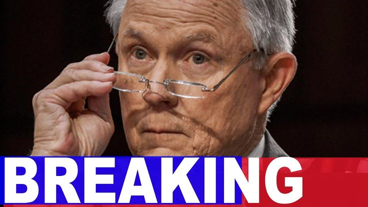 """BREAKING: Sessions Makes Epic Move to Obliterate """"Sanctuary Cities"""" –   Top Stories Today - YouTube"""