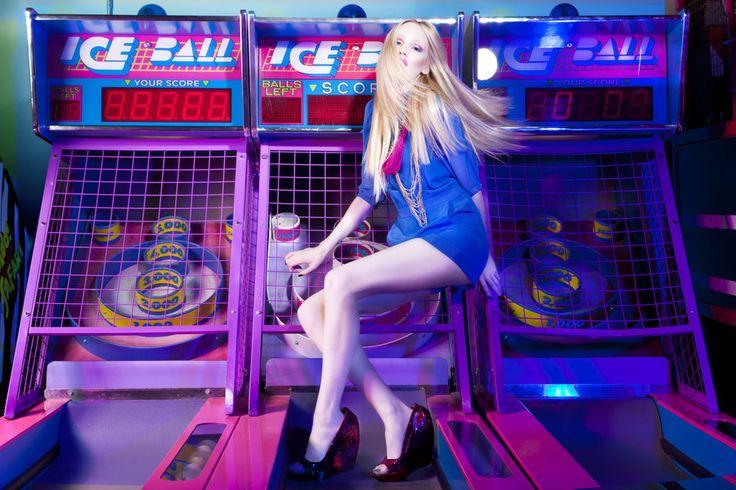 Arcade Fashion by Leah-Sama