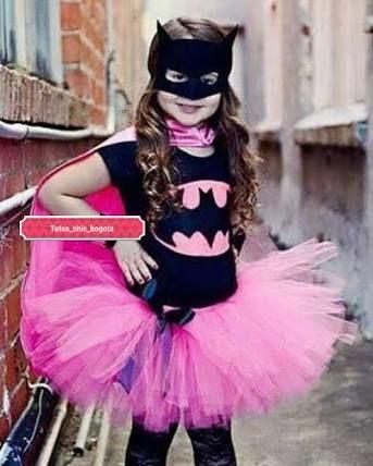 Resultado de imagen para disfraz batichica niña