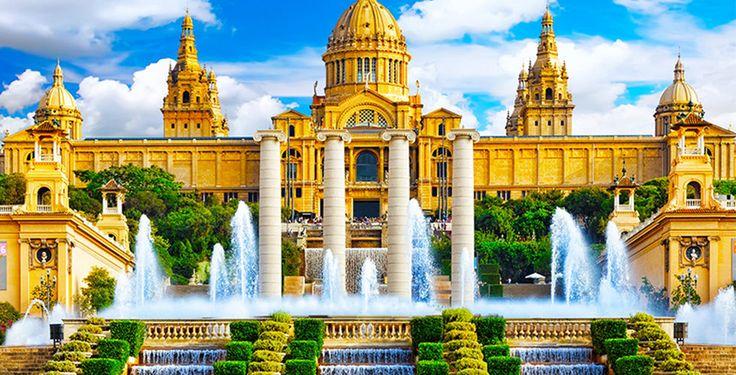 Lust auf eine spannende Städtereise? Dann auf nach Barcelona!  Verbringe mit dem Ferien Angebot von Voyage Privé 2 bis 5 Nächte im 5-Sterne Hotel Fairmont Rey Juan Carlos I. Im Preis ab 213.- sind das Frühstück und der Flug ebenfalls inbegriffen.  Buche hier den Ferien Deal: https://www.ich-brauche-ferien.ch/staedtereise-nach-barcelona-inkl-flug-und-hotel-fuer-213/