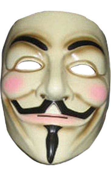 V For Vendetta Mask | Jokers Masquerade