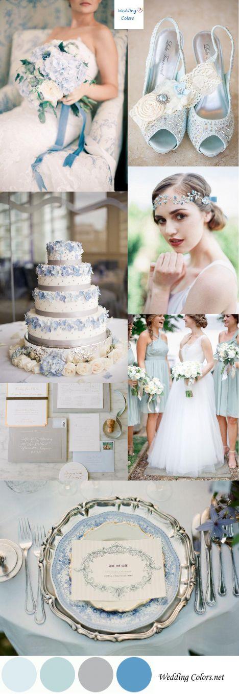 Wedding App ♡ HOW TO successfully plan a wedding ♡ https://itunes.apple.com/us/app/the-gold-wedding-planner/id498112599?ls=1=8 Blue shabby chic wedding