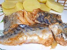 Маринованная скумбрия в острой заливке | Рецепты моей мамы