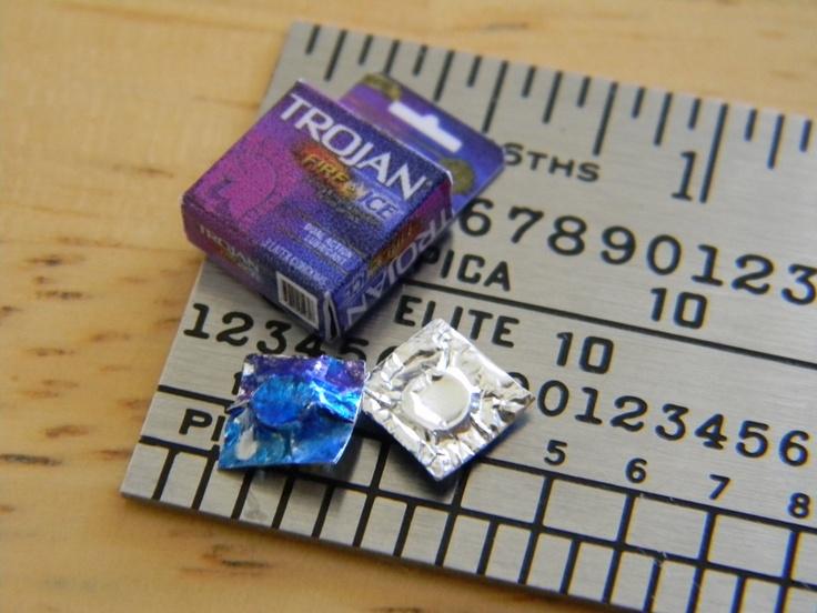 Trojan Fire Amp Ice Condoms Box Plus 2 Condom Packs Creepy