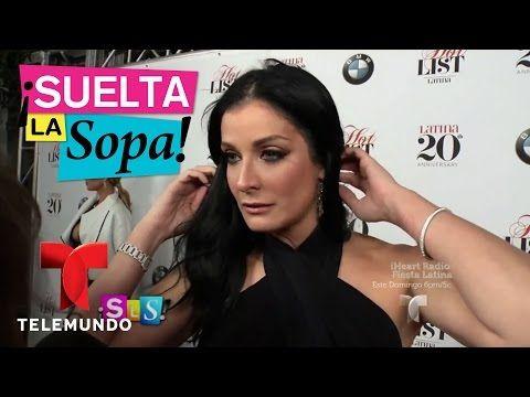 Suelta La Sopa   Continúan rumores de separación entre Marc Anthony y Shannon de Lima   Entrete - YouTube