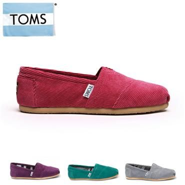 Clearance sale ! 50%OFF TOMS Corduroy Womens Classics -Repin this picture link get it immediately!no long time for cheapest!!!
