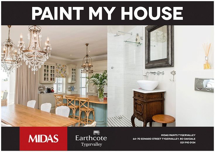Paint My House  Obligation Free Quote by Midas Paints Tygervalley Professional Painting Contractors. A Professional Paint Contractor can improve the personality, character and by maintaining your house increases the value over the long term. A Professional Paint Contractor should transform how your house looks and improve the aesthetic value. http://midaspaintstygervalley.co.za/paint-my-house/