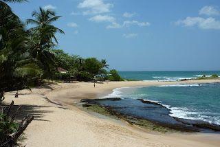 """Des Tongs au Sri Lanka: La """"corail beach"""" et les autres plages de Tangalle !"""