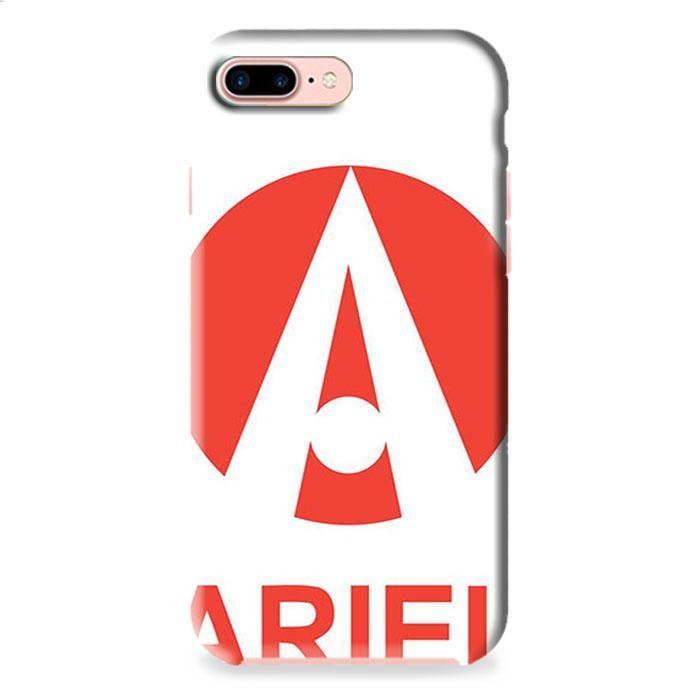 Ariel Logo iPhone 7 3D Case Dewantary