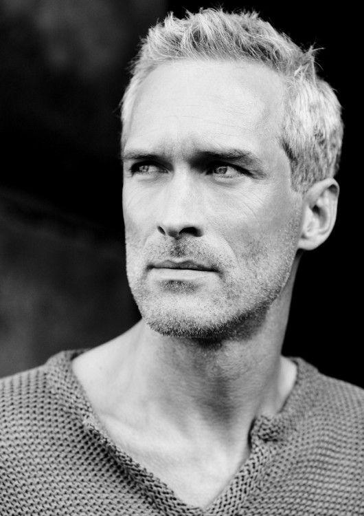Ingo Brosch, German actor & model, b. 1969
