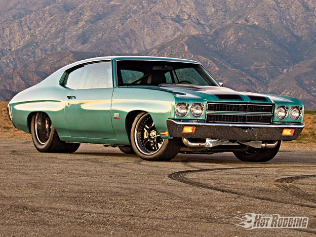1970 Chevelle with Twin Turbo Duramax Diesel - I think this is the sweetest car ever built