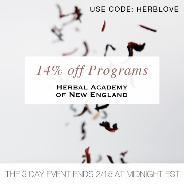 Best 94 herbal academy coupons our favorites images on pinterest great deal on herbalism programs at the herbal academy of new england 14 off fandeluxe Choice Image