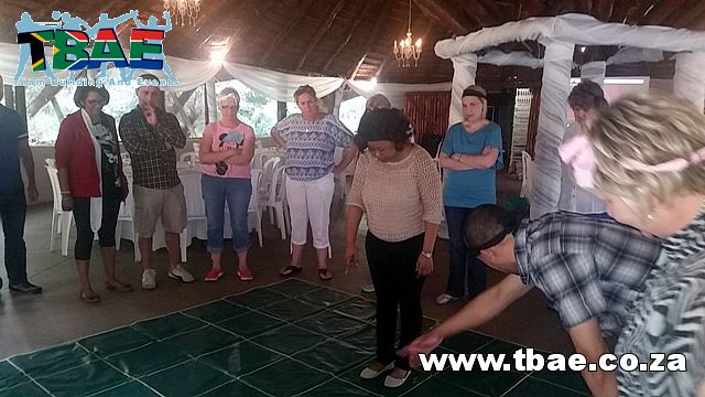 Netcare Kuilsriver Hospital Minute to Win It Team Building Cape Town #netcare #teambuilding #minutetowinit