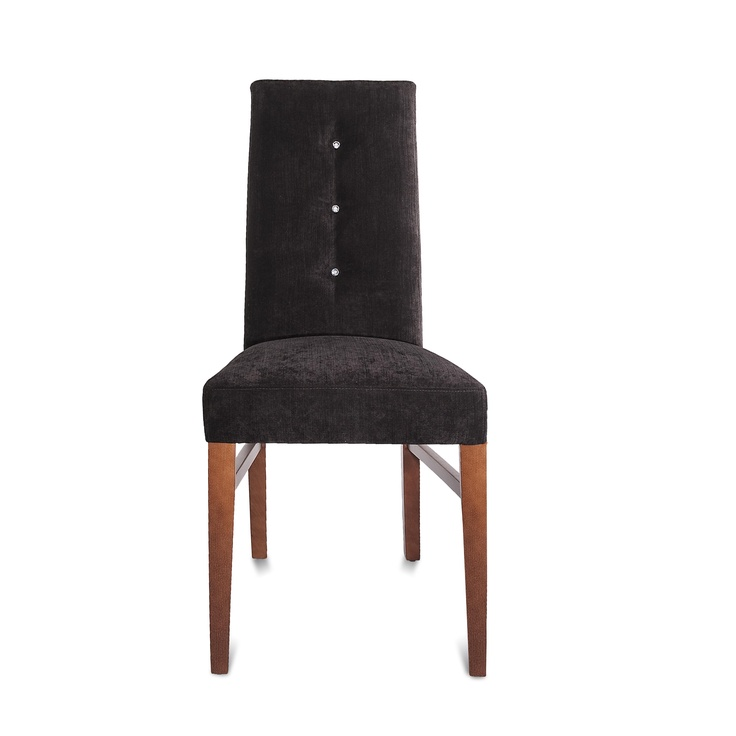 Paris Dining Chair Extra Spec 3 Stones in back rest