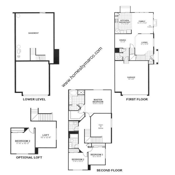 Ryland homes somerset model