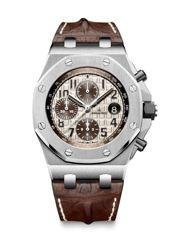 Audemars Piguet Watches - Royal Oak Offshore Chronograph - Stainless Steel  - Style No: