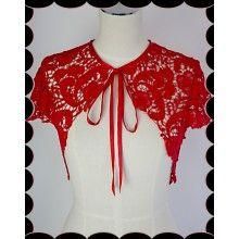 La Fille en Rouge Capelet - $89.00