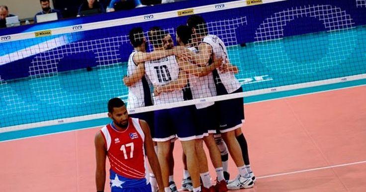 Βόλεϊ: Δεύτερη νίκη η Εθνική Ανδρών, 3-0 το Πουέρτο Ρίκο