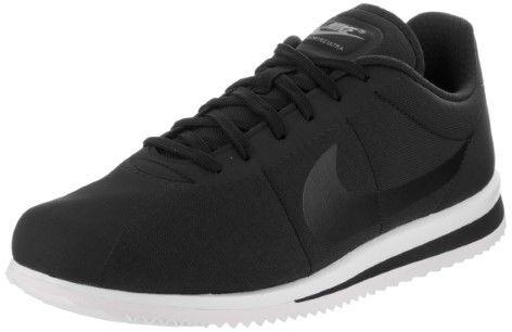 Nike Men's Cortez Ultra Black/Black Cool Grey White Casual Shoe 10.5 Men US