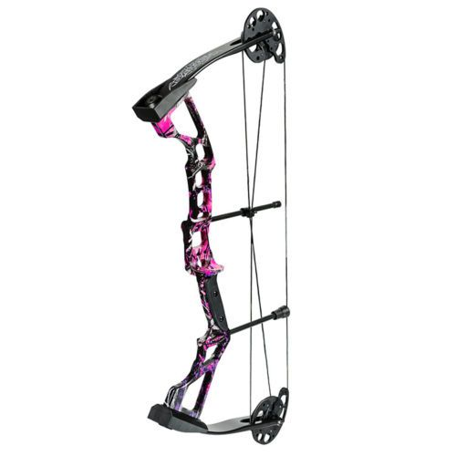 Bowhunting 159037: Darton Recruit Youth Compound Bow Pkg Muddy Girl 25-30Lb Lh -> BUY IT NOW ONLY: $471.34 on eBay!