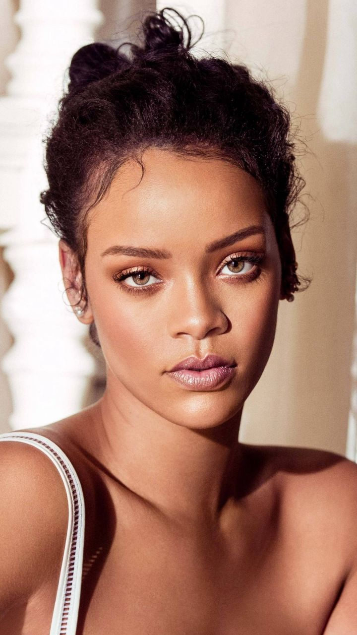 Rihanna, celebrity, singer, 2018, 720x1280 wallpaper (With