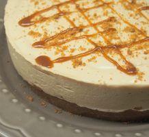 Cheesecake spéculoos (sans cuisson)