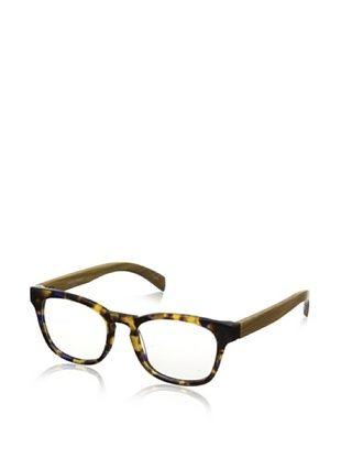 72% OFF Ivory + Mason Men's Bond Eyeglasses, Tokyo Tortoise/Olive