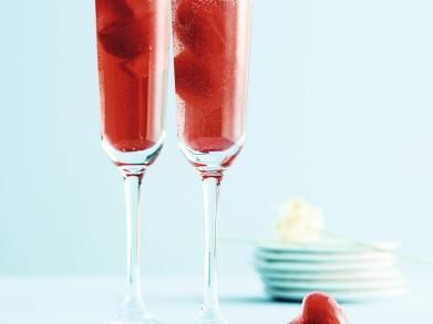 Champagne met hartjes | Libelle-lekker.be