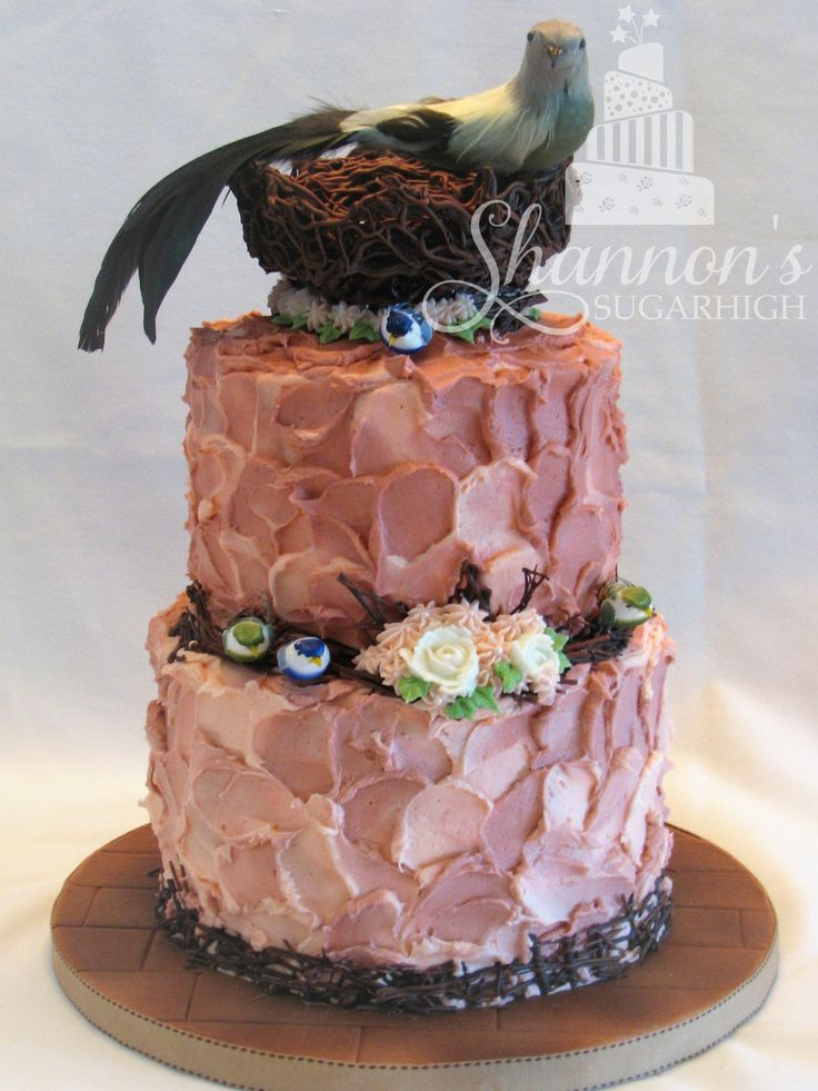 ... cake red velvet cakes bird feathers vanilla cake sugar paste dusty